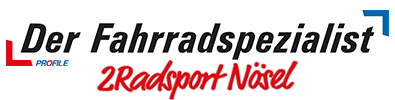 Logo Profile 2Radsport Nösel in Dresden